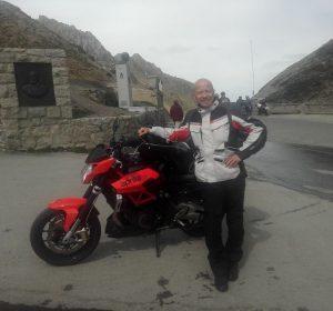Auf dem Col du Tourmalet