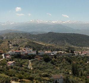 Sierra Nevada bei Granada (3482m hoch)
