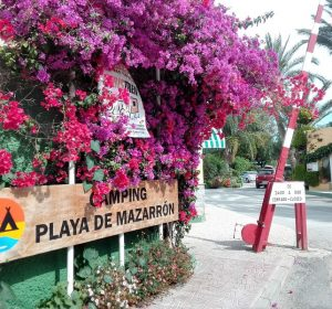 Camping Playa de Mazarron