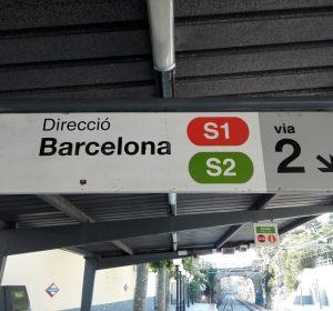 S-Bahn in Barca
