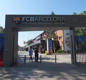Vereinsgelände des FC Barcelona