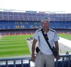 Im Camp Nou