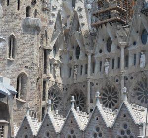 Sagrada Familia in Barca