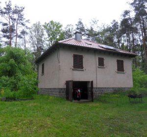 Ferienhaus meiner Kollegin im Pfälzer Wald