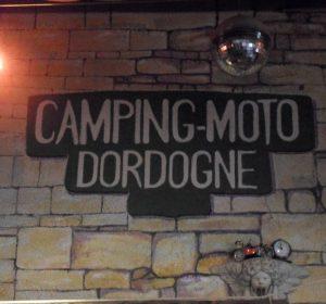 Motorradcampingplatz
