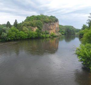 Die Dordogne
