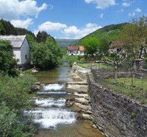 In den spanischen Pyrenäen