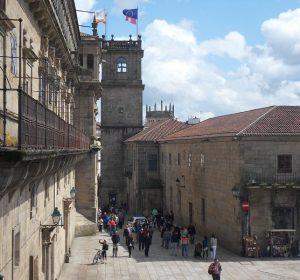 Innenstadt von Santiago