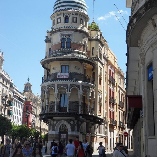 Innenstadt von Sevilla