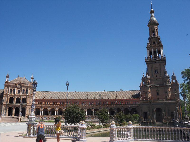 Plaza de Espana (Sevilla)