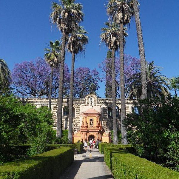 Königspalast Alcazar (Sevilla)