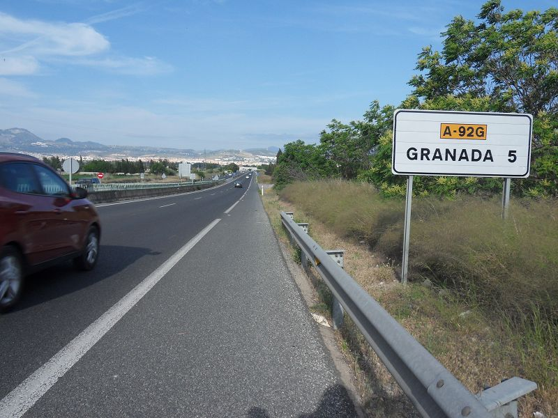 Nächstes Ziel Granada
