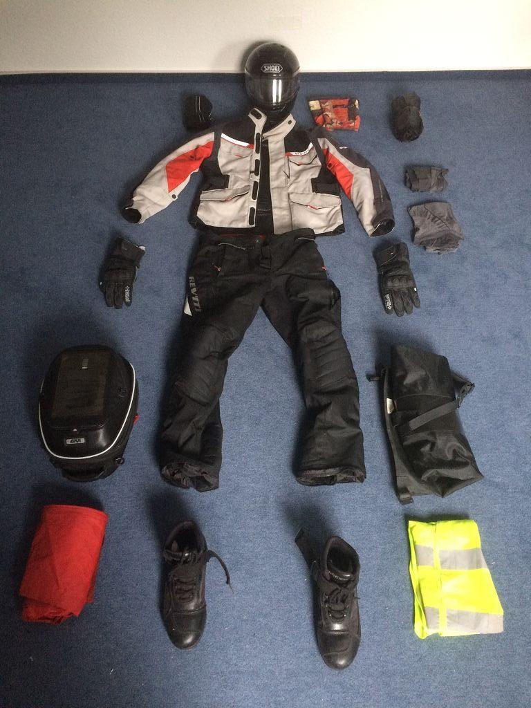 Motorrad-Bekleidung