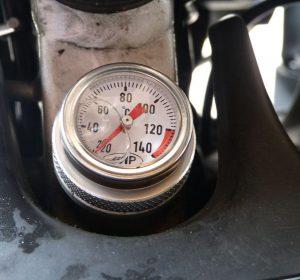 Öltemperaturmesser