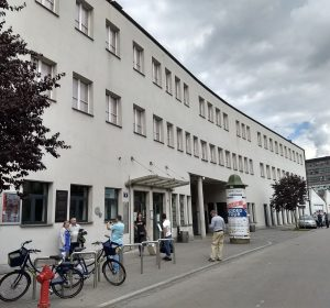 Schindlers Emailwarenfabrik in Krakau
