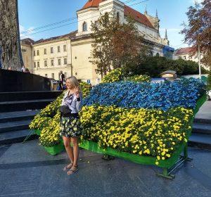 Vor dem Nationalfeiertag der Ukraine