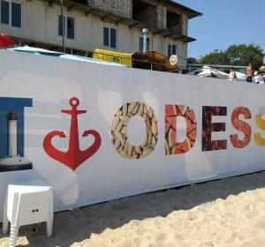 Ja in Odessa kann man's aushalten