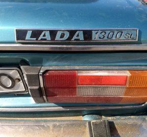 Jedes 2. Auto hier ist ein Lada