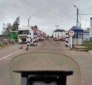Ukrainische Grenze zu Russland