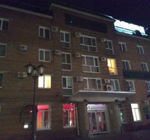 Letzte Hoffnung für ein Bett: Hotel Borissoglebsk