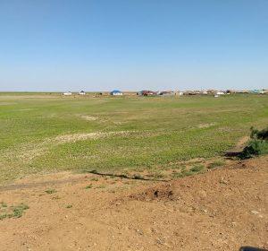 9.-größtes Land der Erde: Kasachstan