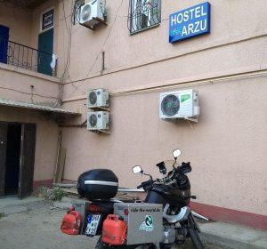Arzu Hostel - mein Zuhause für 2 Tage