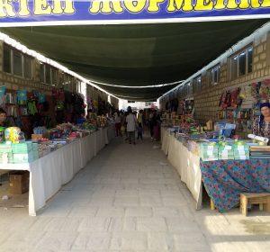 Auf dem Markt in Beyneu