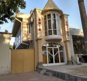 Amir Hostel - tolle Unterkunft