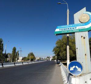 Taschkent - Hauptstadt Usbekistans