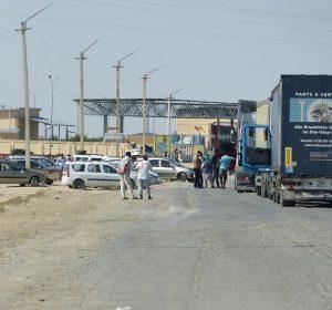 Usbekische Grenze