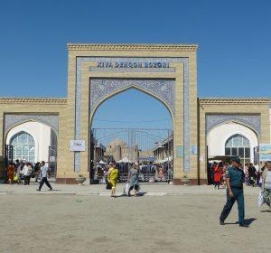 Bazaar von Xiva