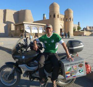 World-Tour 2017 – Usbekistan