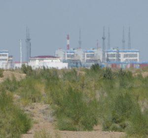 Erdgasraffinerie