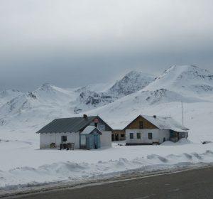 Ala-Bel Pass - 3175 Meter