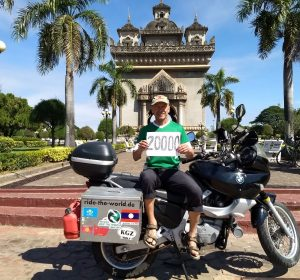 World-Tour 2017 – Laos