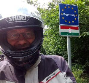 Grenze Slowakei-Ungarn