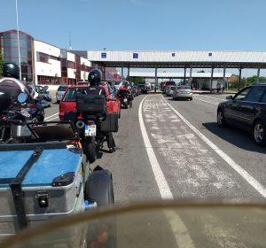 Grenze Ungarn-Rumänien