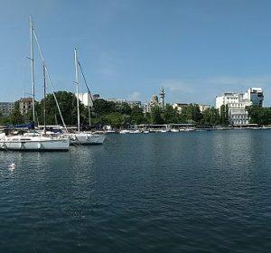 Am Hafen in Konstanza