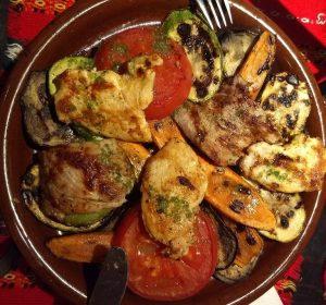 Bulgarisches Dinner