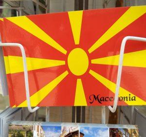 Mazedonische Flagge