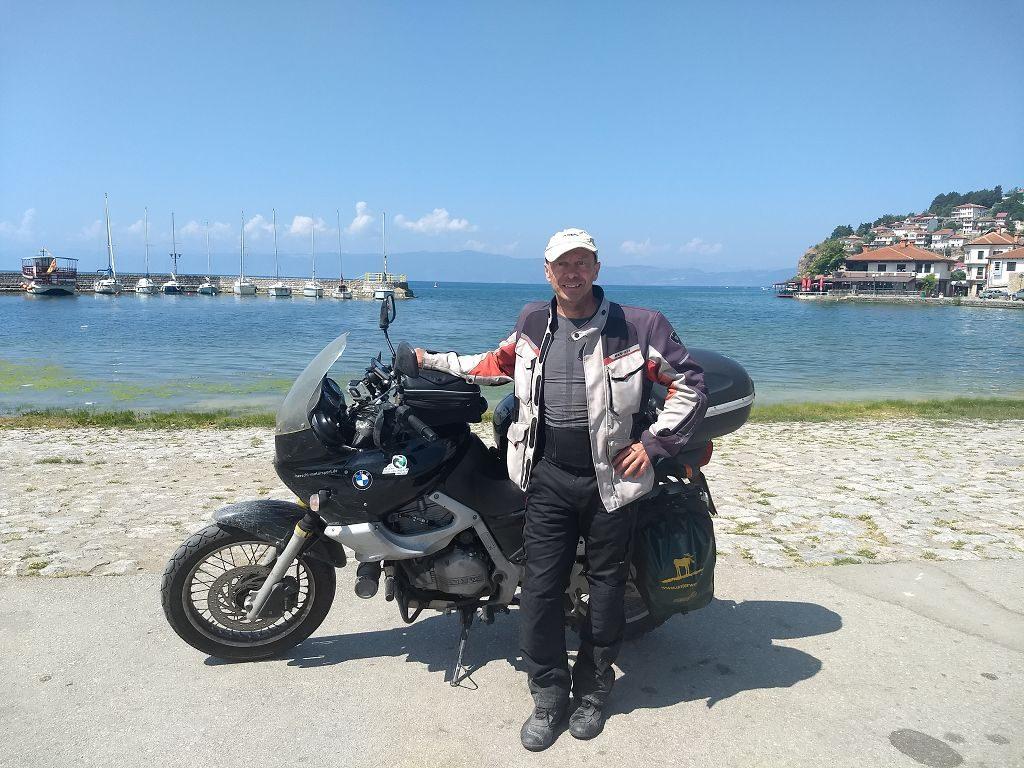 Motorradreisen/-ausfahrten 2018