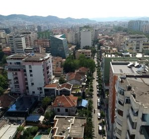 Tirana - Hauptstadt Albaniens