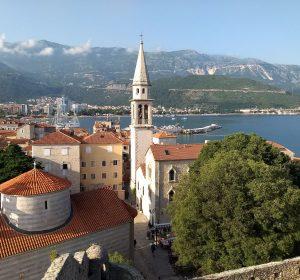Budva in Montenegro