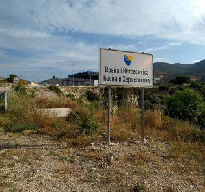 Abstecher nach Bosnien-Herzegowina