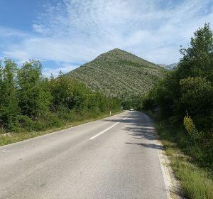 Landschaft in Bosnien-Herzegowina