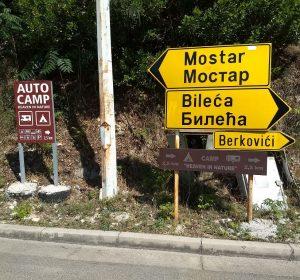 Abstecher nach Mostar