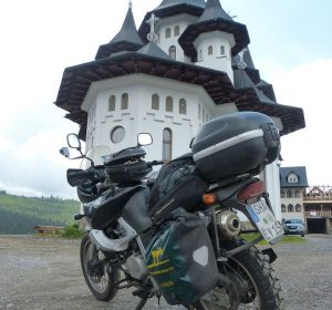 Auf dem Prislup Pass