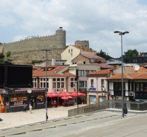 Altstadt von Skopje