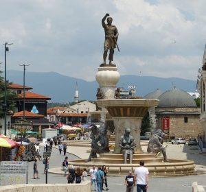 in Skopje