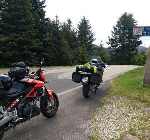 Auf dem Weg ins südliche Elsass